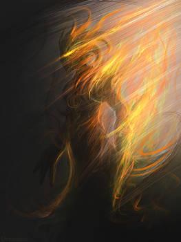 The Walking Fire...