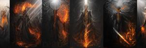 Legends... (Fire)