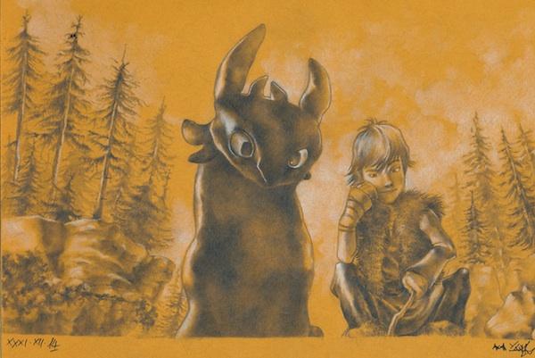 Forbidden Friendship by Xel-Lotath