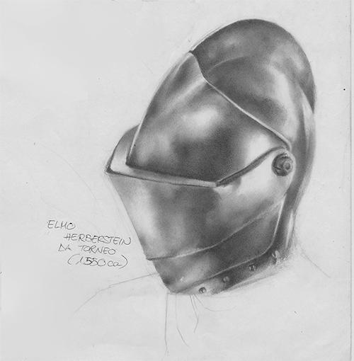 Herberstein Helmet by Xel-Lotath