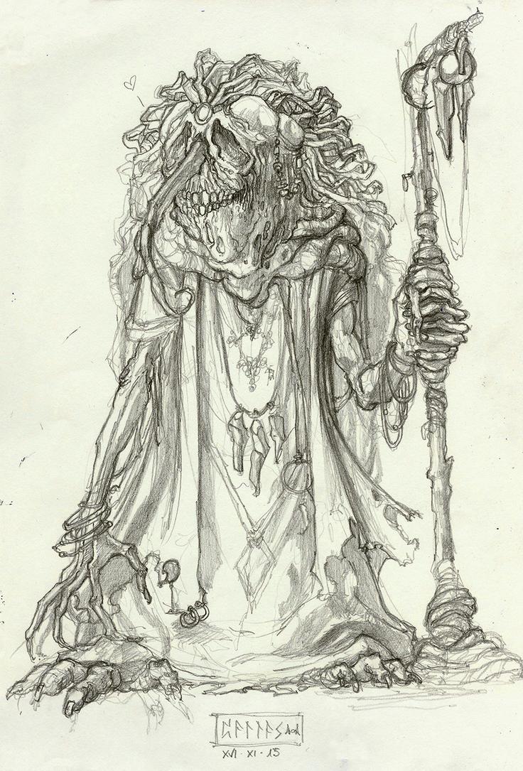 Prophet by Xel-Lotath