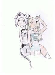Pike Fox X Juno Kitty