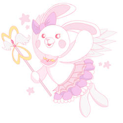 Magical Miracle Girl Usami by Harryfly