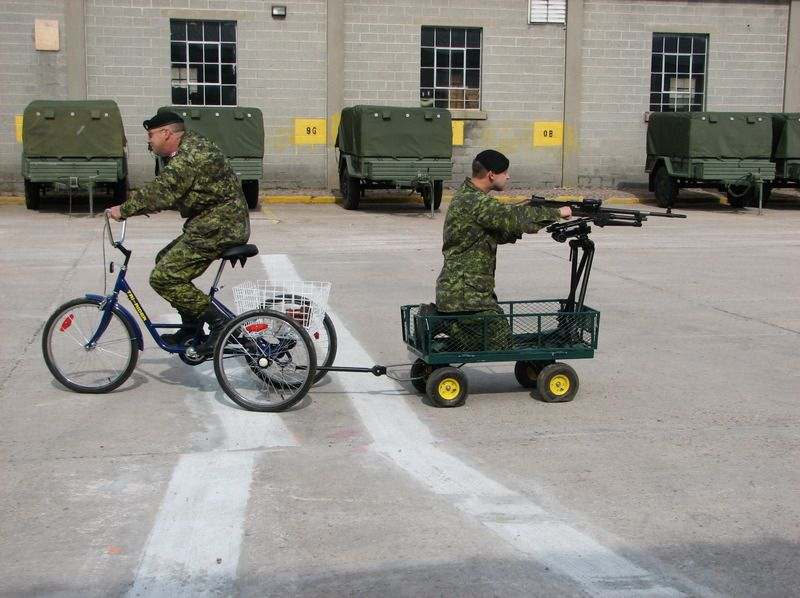 Military Cutbacks part 1 by LinksDeity