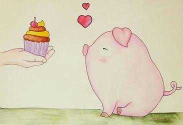 A quien le gustan los dulces? by CharoArenas