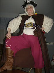 FemPrussia Pirate
