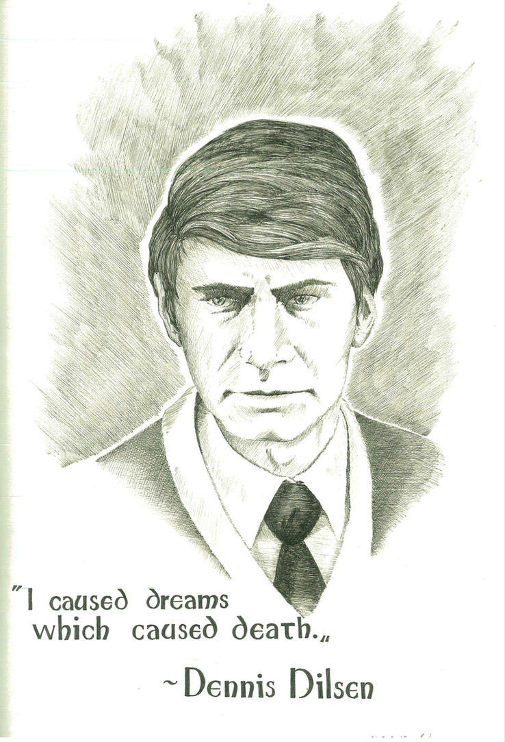 Dennis Andrew Nilsen  by Sunao-chan