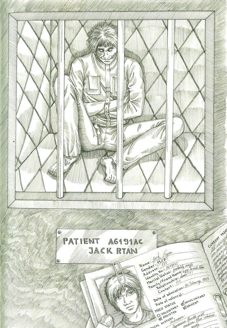 Patient Jack Ryan by Sunao-chan