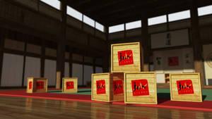 Judo-Quebec's dojo