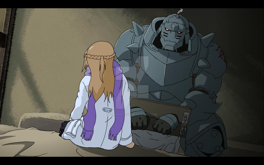 Fullmetal Alchemist(OC): ?????? By VixNovacoda On DeviantArt