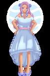 Fairy Tail(OC): Spera - Summer Clothes