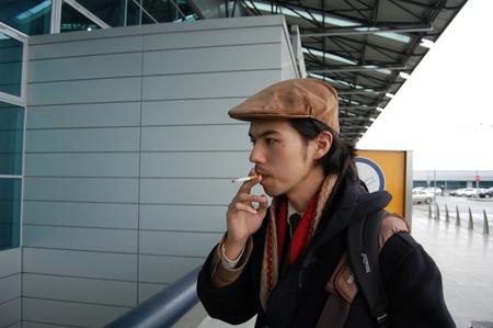 A Baka Goes to Prague by KryMizunagij