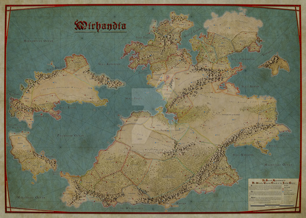 Mirhandia small by vorropohaiah