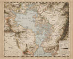 a Map of Venthir and Tzallrach  -  final