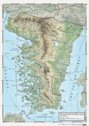 ATLAS ELYDEN - #2: a map of Pelasgos