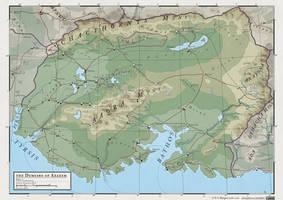 ATLAS ELYDEN - #3: a map of Azazem