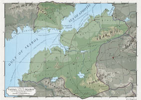 ATLAS ELYDEN - #6: a map of Skaros by vorropohaiah