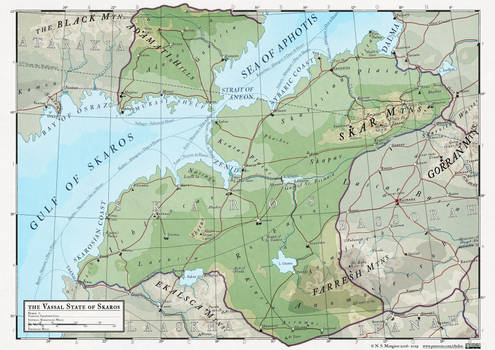 ATLAS ELYDEN - #6: a map of Skaros