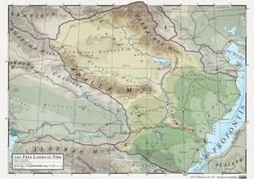 ATLAS ELYDEN - #8: a map of Varr by vorropohaiah
