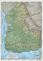 ATLAS ELYDEN - #9: a map of Hololach by vorropohaiah