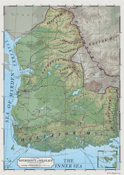 ATLAS ELYDEN - #9: a map of Hololach