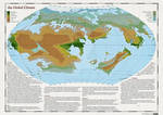 Elyden climate map