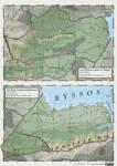 Atlas Elyden #25 - Andiluth, Trakia, Khalhat, Moah