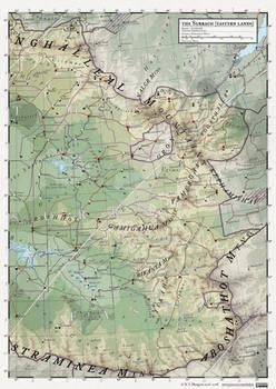 Atlas Elyden #35 - the Eastern Surrach