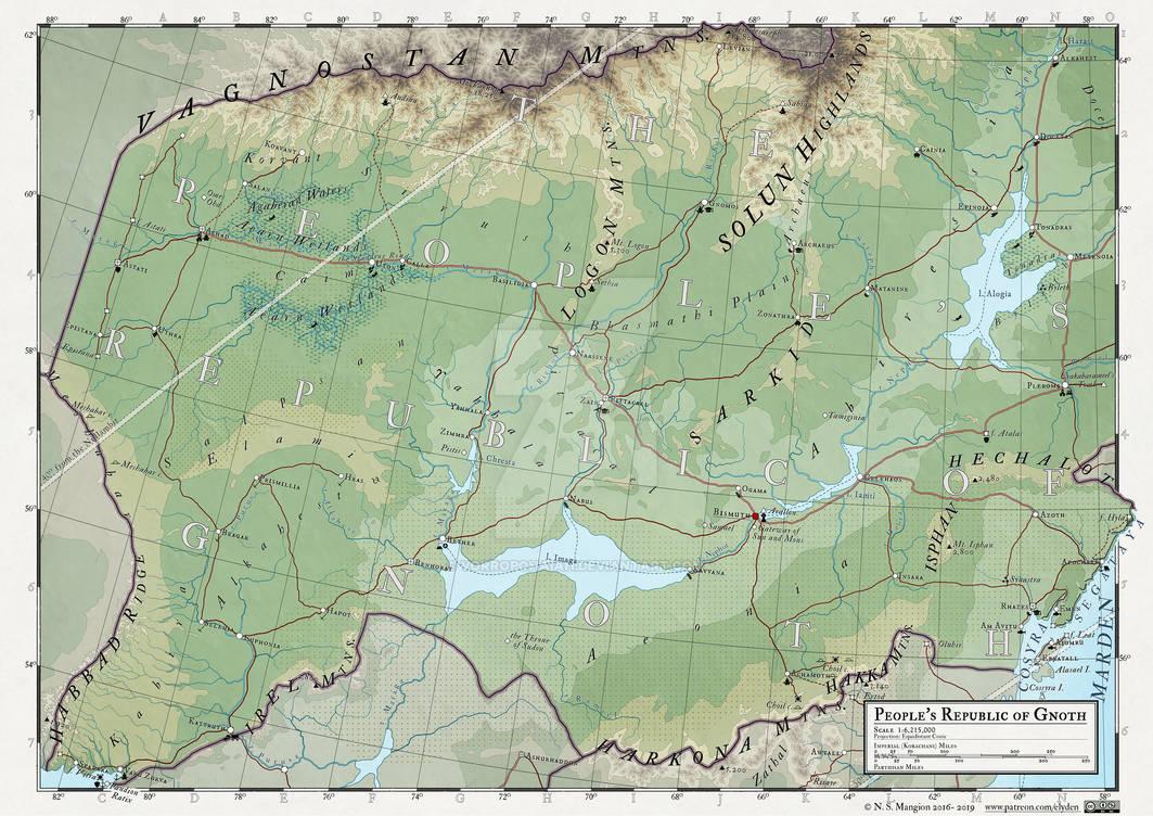 Atlas Elyden #42 - Western Gnoth