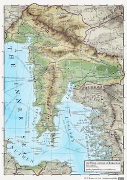 Atlas Elyden #49 - the High-empire of Korachan