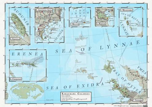Atlas Elyden #50 - Korachani Colonies