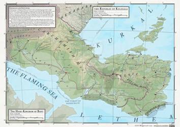 Atlas Elyden #66 - Bant and Kuligala