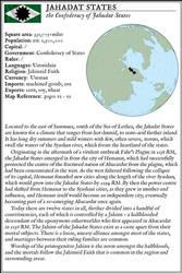 Jahadat Fact Box