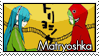 || Vocaloid Stamp || Matryoshka || by Izza-chan