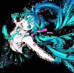 || Vocaloid Render || Miku Hatsune ||