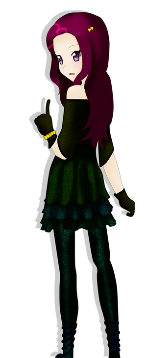 [AKB0048 OC] Character in an uniform