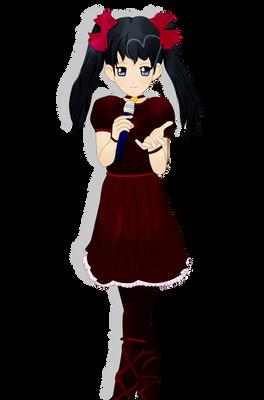 [AKB0048 OC]Miyagi in an uniform