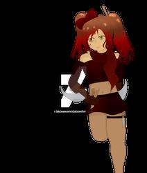 [Fire Emlem/OC] Rina the ninja