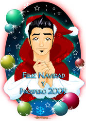 Merry Xtmas - Feliz Navidad by Danny-Tsukino