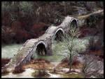 Kalogerikos old bridge