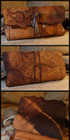 Middle Earth Map tobacco pouch