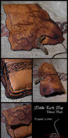 MiddleEarth Map tobacco pouch