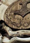 Valhalla Rising - decorative shield