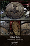 Valhalla Rising - decorative shield 1