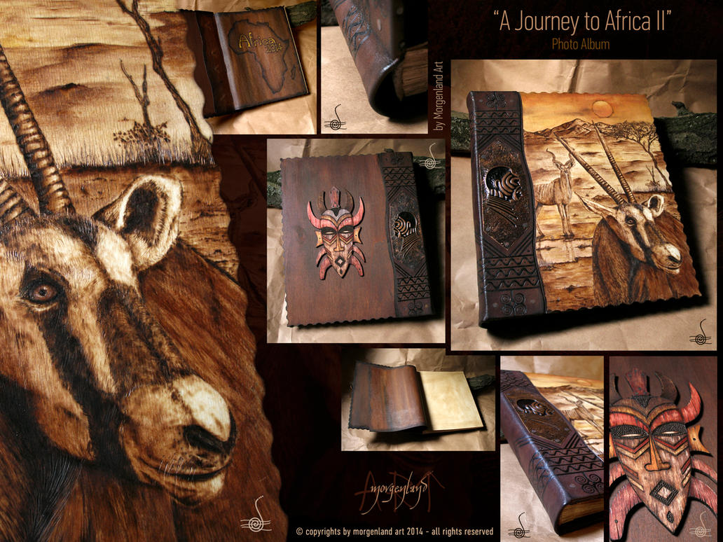 A Journey to Africa II by morgenland