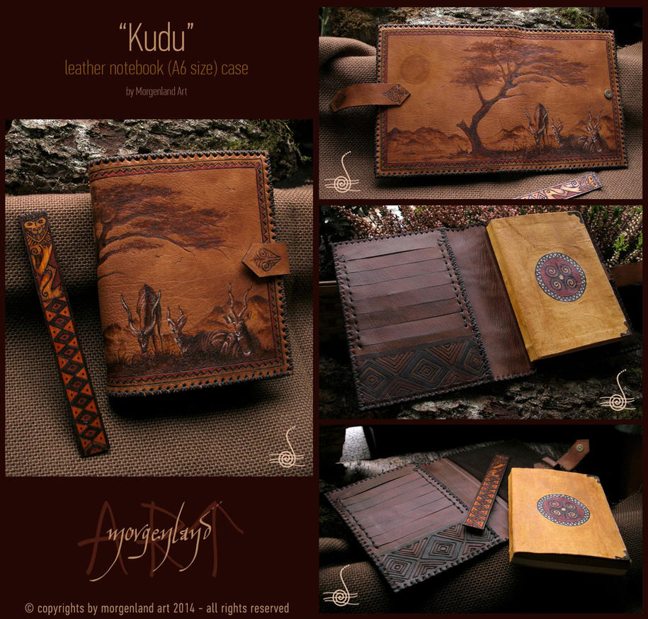 Kudu Notebook by morgenland