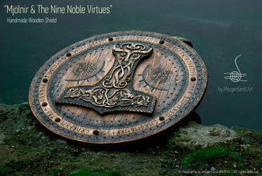 Mjolnir The Nine Noble Virtues II