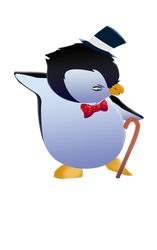 Kiri's Penguin by MostAcidic