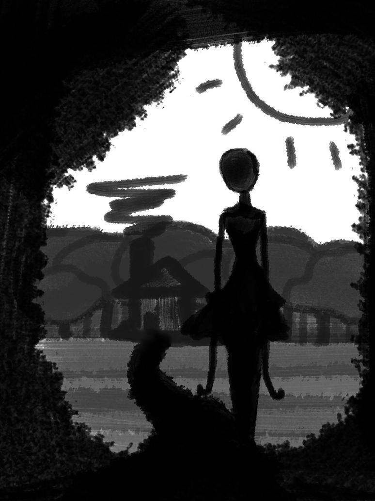 Shadow's life by Pwneropwnage