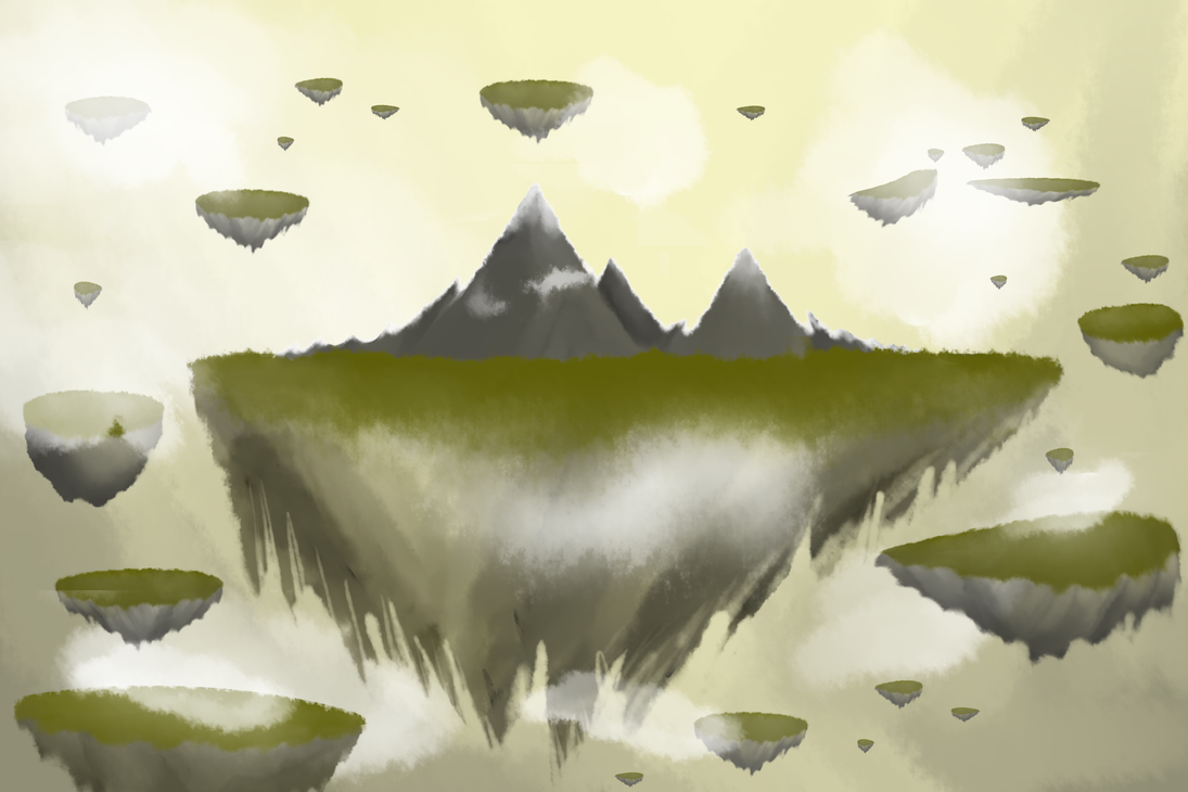 Avian Isles by Pwneropwnage